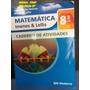Caderno De Atividades Matemática 8º Ano Fund. Imenes X