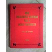 Nova Encicl. Ilustrada Para O Ensino Fundamental - 4 Volumes