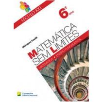 Livro Matemática Sem Limites 6ºano Nacional Didáticos