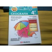 Livro Geografia Projeto Buriti 4-ano Manual Do Professor
