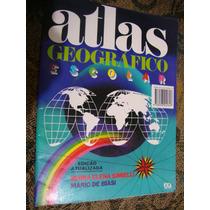 Livro Atlas Geográfico Escolar - Edição Atualizada