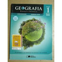 Geografia Espaço Vivencia Levon Boligian Volume 1 Novo G1