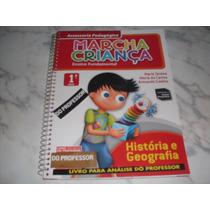 História E Geografia Marcha Criança 1º Ano Livro Professor
