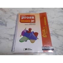 Geografia- Projeto Prosa 3ºano- Livro Do Professor