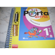 Matemática Porta Aberta 1º Ano -2011- Livro Do Professor