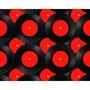 30 Plástico Externo Discos Compacto Vinil 7