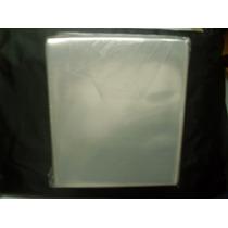 500 Envelopes Plásticos Para Cd / Dvd Saquinhos 13 X 15