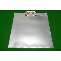 50 Plásticos Externos 0,15 P/ Compactos - Discos De Vinil