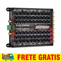 Crossover Equalizador Soundigital Audio Control Audiocontrol