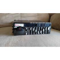 Amplificador Equalizador Tojo Gr-2000p 200w Rms 4 Canais