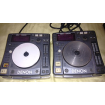 Cdj Denon Dn S1000 (o Par) Funcionando Perfeito!!!
