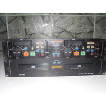 Cdj Duplo Gemini Cd 9500 Professional Dual Cd Player