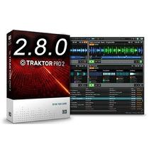 Traktor Scratch & Pro 2.8.0 Completo, Download Ou Cd-win 7/8