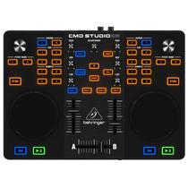 Cmd Studio2a Controlador Midi Usb Behringer Dj Studio 2a