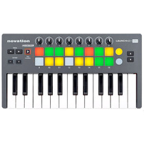Novation Launchkey Mini 25 . Controlador Midi Teclas . Loja