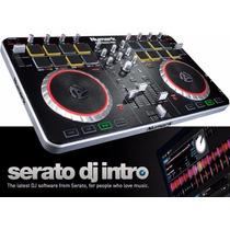 Mesa Controladora Dj Numark Mixtrack Pro 2 Com Pré Escuta