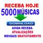 3000 Musicas Dj Festas Bar Boate Receba Hoje Mesmo 20gb