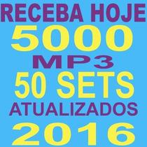 30gb 2500 Músicas Dj Festas+ 40 Sets Mix + Atualize Todo Mês