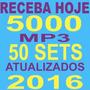 Kit Dj Festa 5000 Músicas + 50 Sets Mix 2016 Todos Os Ritmos