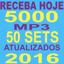 Compre E Baixe +de 5000 Músicas Dj Festas + 50 Sets Mix 2016