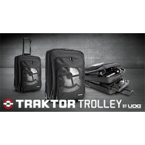 Traktor Trolley Bag By Udg Pro S4/s2 Pronta Entrega