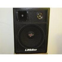 Caixas Acústicas Line Box Saw12-200w