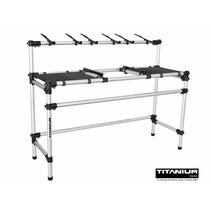 Rack Titanium Mk2 Na Loja Magazine Som
