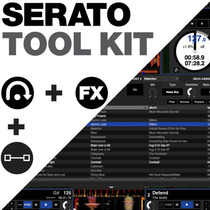 Serato Tool Kit - Licença Para Donwload Do Software