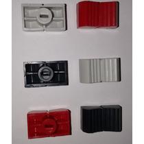 Knob (botão) P/ Potenciometro Deslizante Fader Mesa De Som