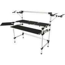Rack Para Produtor Musical E Estudio P/ Teclados, Monitores