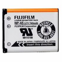 Bateria Original Fuji Np-45 Np45a P/ J100 Xp70 T500 Z3 Jv100