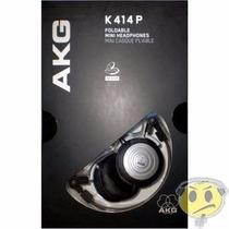 Fone Akg K414p Original Na Caixa Lacrado Pronta Entrega