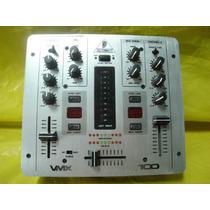 Mixer Behringer Vmx-100 - Impecavel - Mineirinho - Campinas.
