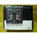 Mixer Behringer P/ Dj - Vmx-100 Usb - 2 Canais - Semi-novo