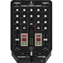 Mixer Vmx 200 Usb Behringer Revenda Oficial + Nota Fiscal