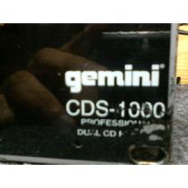Cdj Gemini Cds 1000 Com Defeito Peças