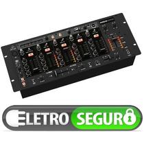 Mixer Behringer De 5 Canais Nox 1010 Usb Midi + 12 Efeitos