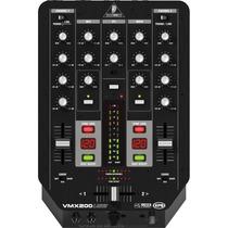 Mixer Behringer Vmx 200 Usb