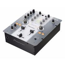 Pioneer Mixer Djm-250w Djm250 W Usb Phono (turntable Vinil)