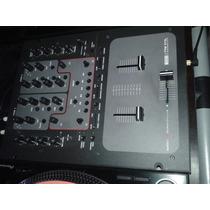 Mixer Rane Para Serato Scratch Live Ttm 57sl, Com 2 Canais