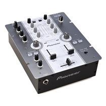 Mixer Pioneer Djm-250w 12x Sem Juros + Frete Grátis