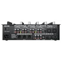 Mixer Pro Digital Behringer 5 Canais Ddm4000 Behringer