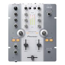 Mixer Pioneer Djm-250k Branco Phono/line Filter Scratch