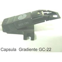 Cápsula Gradiente E Agulha Vision Gc-22e