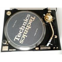 Vitrola Toca Disco Technics Sl-1200gld Edition (ouro)