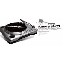 Numark Tt Usb Toca Disco Controladora Dj Melhor Que Attp60