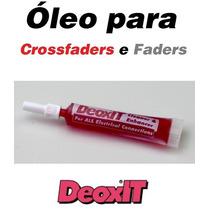 Óleo Deoxit Innofader Crossfader Fader Rane Pioneer Vestax