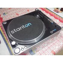 Turntable Stanton T52b - Vitrola Lp - 500.v3 Cartridge
