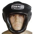 Protetor Cabeça/capacete Boxe Muay Thai Taekwondo Tam Unico