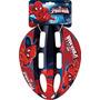 Capacete Infantil Para Patins Ou Bike Marvel Spider Man Dtc